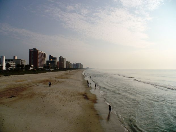 Cele mai bune 25 plaje din lume Myrtle Beach