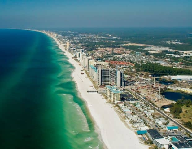 Cele mai bune 25 plaje din lume Panama City Beach