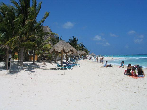 Cele mai bune 25 plaje din lume Playa del Carmen