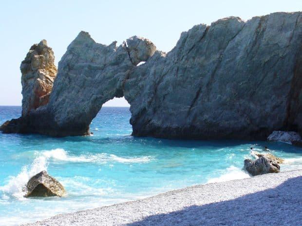 Cele mai bune 25 plaje din lume Skiathos