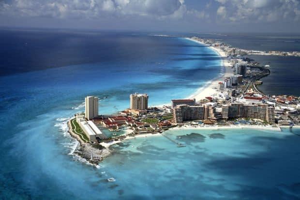 Cele mai bune 25 plaje din lume cancun