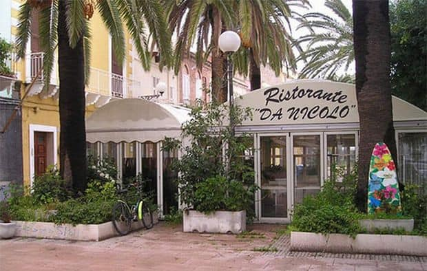 Cele mai bune restaurante traditionale din Sardinia carloforte