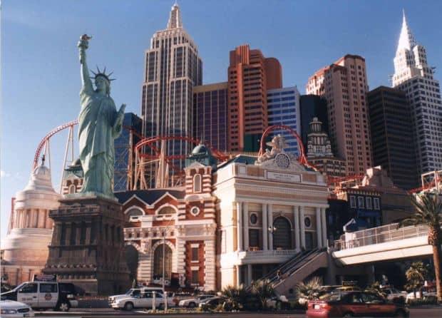 "Las Vegas: prima vizita in ""orasul pacatelor"" las vegas2"
