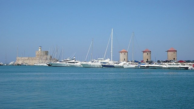 rhodos Insulele grecesti: Rhodos rodos3