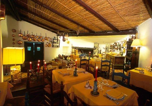 Cele mai bune restaurante traditionale din Sardinia su gologne