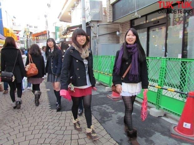 harajuku Harajuku, cartierul adolescentilor nebuni takeshita street 7
