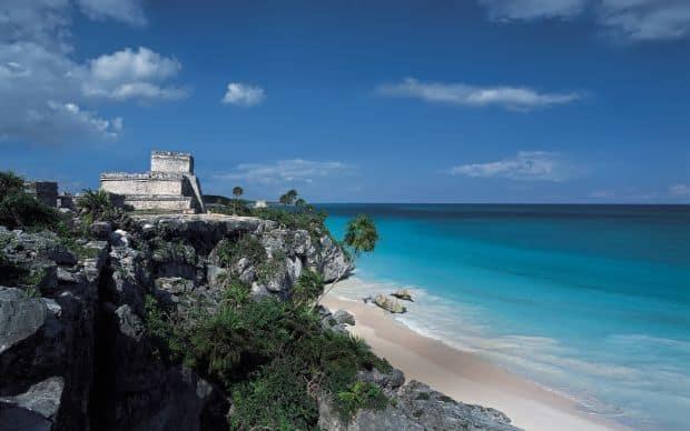 Cele mai bune 25 plaje din lume tulum