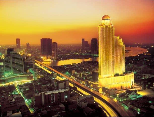 Cele mai inalte hoteluri din lume State Tower