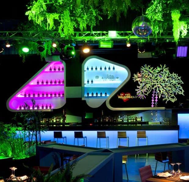 Cluburi cool: Blub Lounge, Barcelona blub2