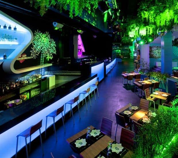 Cluburi cool: Blub Lounge, Barcelona blub3