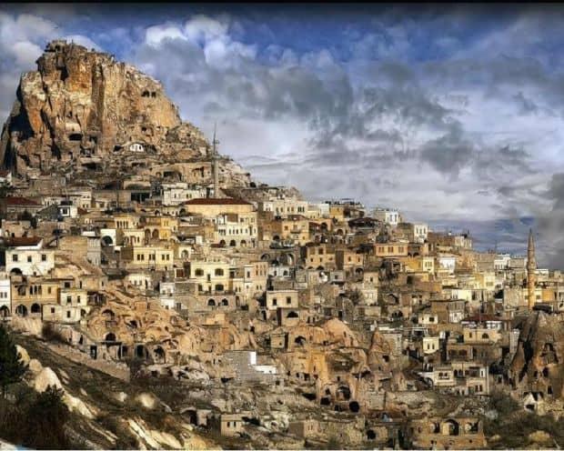 Cappadocia, fascinanta regiune a Turciei cappadocia