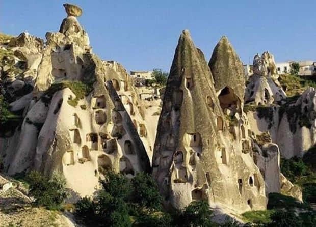 Cappadocia, fascinanta regiune a Turciei cappadocia4