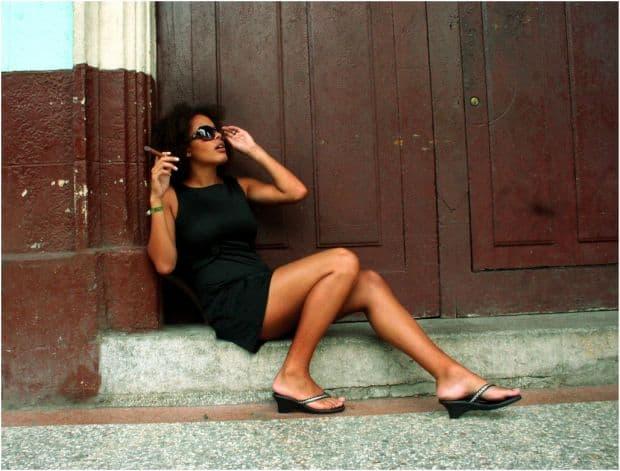 Turismul sexual in Cuba cubangirl