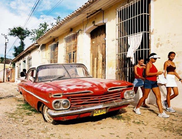 Turismul sexual in Cuba cubangirlsred