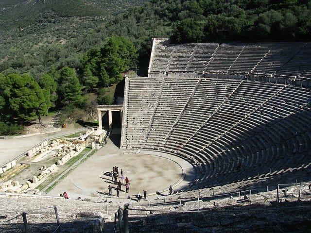 Excursii de o zi din Atena epidavros