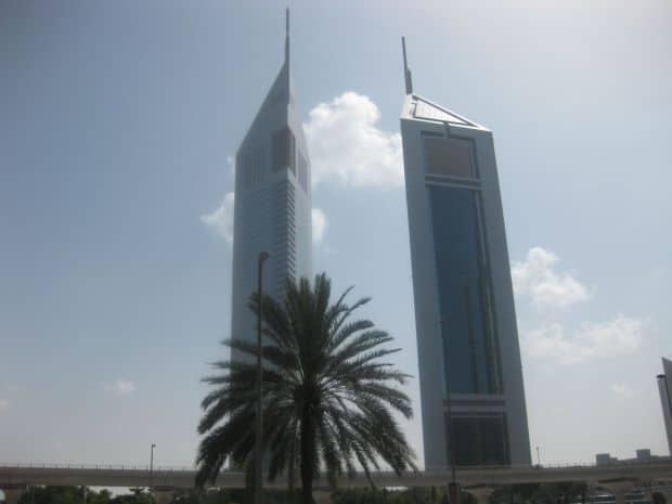Cele mai inalte hoteluri din lume jumeirah