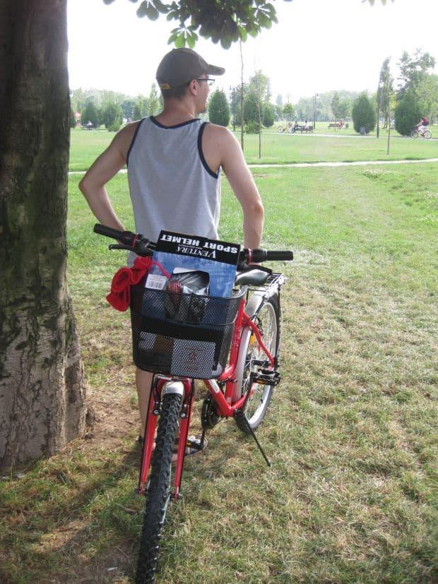 Concurs HP: castigatoarea si Top 20 fotografii my red bike