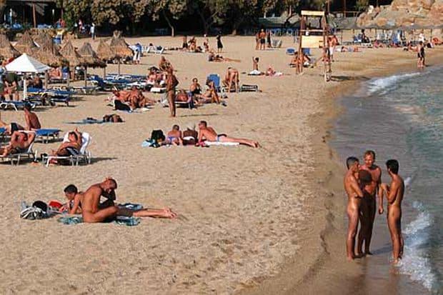 Grecia - o calatorie erotica mykonos
