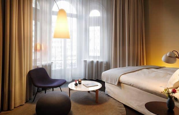 Hoteluri cool: Nobis Hotel, Stockholm nobis9
