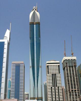 Cele mai inalte hoteluri din lume rose