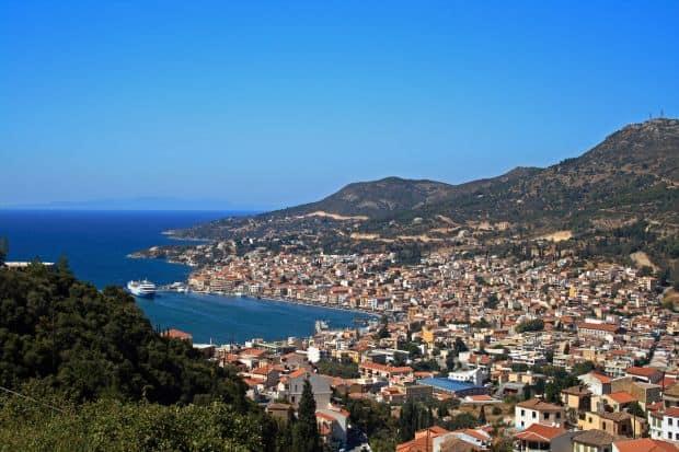 samos Insulele grecesti: Samos samos