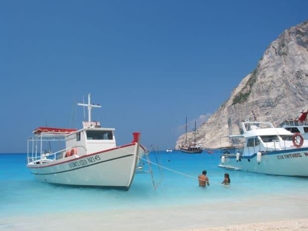 Insulele grecesti: Zakynthos zante2