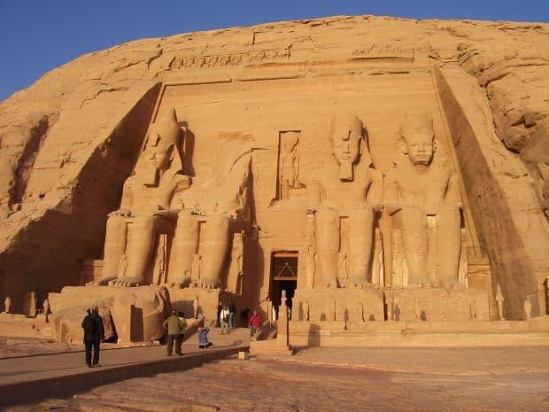 africa 12 locuri minunate de vizitat in Africa abu simbel