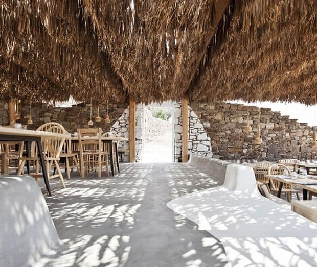 Restaurante cool: Alemagou, Mykonos alemagou5