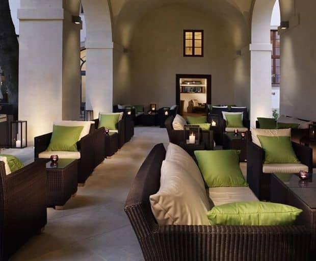 Hoteluri cool: Augustine, Praga augustine7