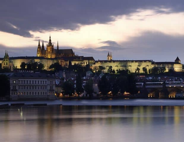 Hoteluri cool: Augustine, Praga augustine8