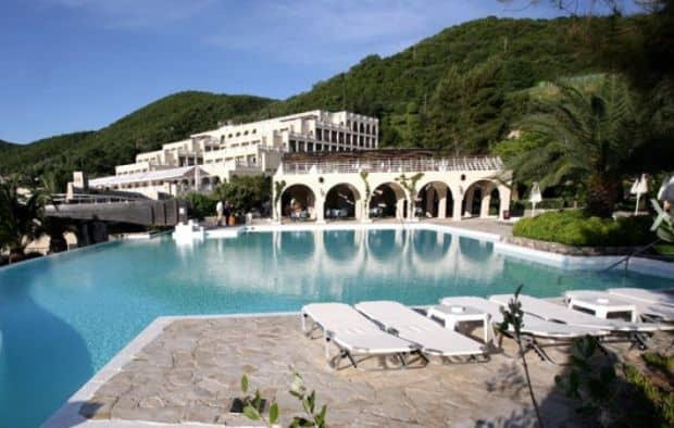 Super-oferta Corfu, de la Metropolis Tour marbella beach