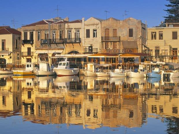plaje grecia Top 10 insule si plaje din Grecia rethymno