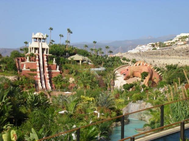 Vacanta in Tenerife siam park1