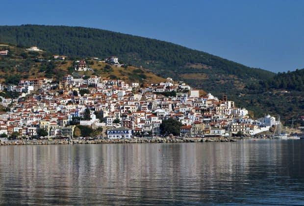 plaje grecia Top 10 insule si plaje din Grecia skopelos