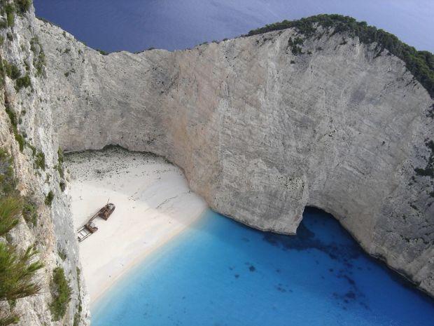 plaje grecia Top 10 insule si plaje din Grecia zakynthos