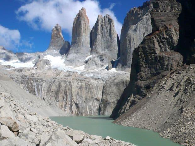 5 parcuri nationale bune de explorat Torres del Paine
