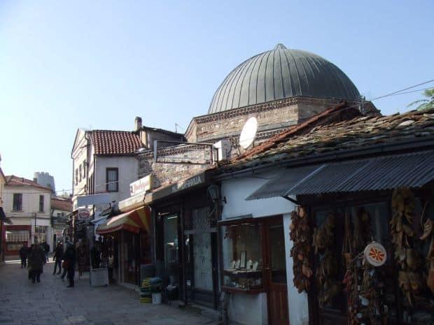 macedonia Minighid de calatorie in Macedonia carsija