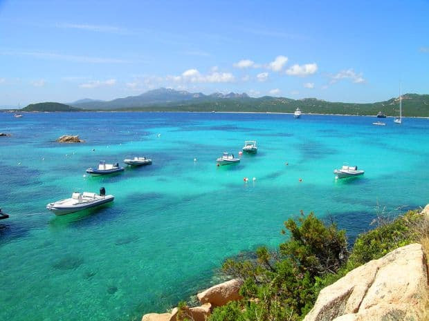 Minighid de calatorie in Sardinia costa smeralda