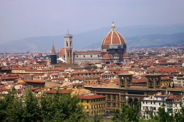 Top 5 cele mai sexy orase din Europa florenta