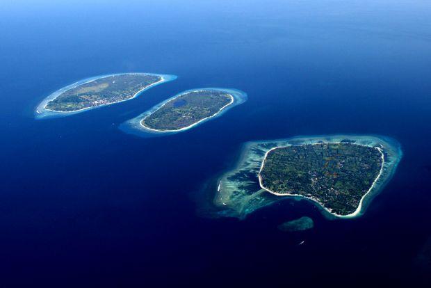 5 evadari pe insule tropicale gili