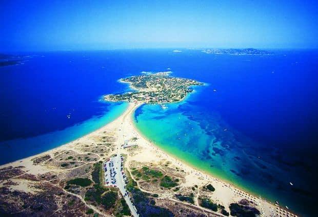 Minighid de calatorie in Sardinia isola dei gabbiani
