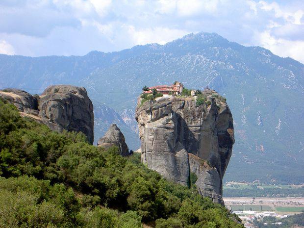 O vizita la manastirile din Meteora meteora4