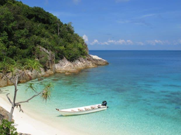 5 evadari pe insule tropicale perhetian