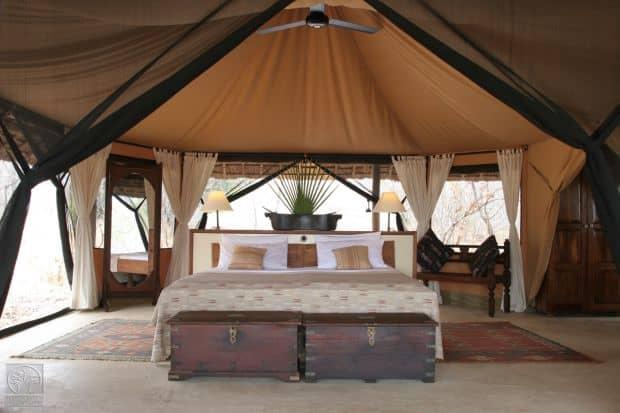 La safari in Tanzania selous safari