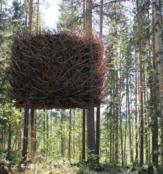 Hoteluri cool: Treehotel, Suedia treehotel3