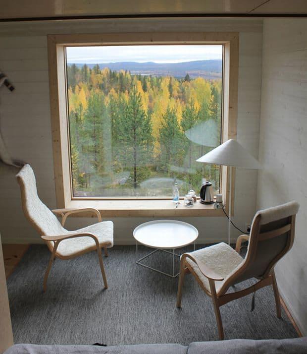 Hoteluri cool: Treehotel, Suedia treehotel4