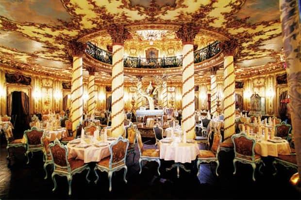 Cele mai bune restaurante din Moscova turandot