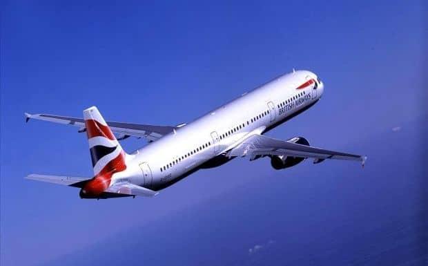 Reduceri de până la 60% pentru bilete British Airways British Airways 2
