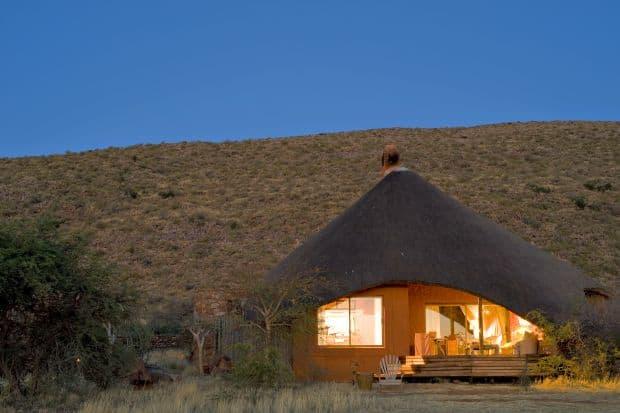 Cele mai scumpe vacante din lume Tswalu Kalahari Reserve
