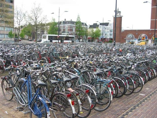 Top 5 vacante pe bicicleta amsterdam bikes